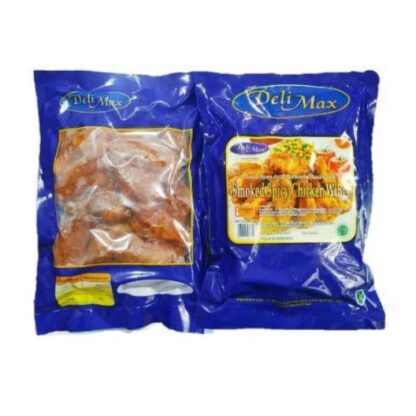 Beli Delimax Smoked Spicy Wing 500Gr