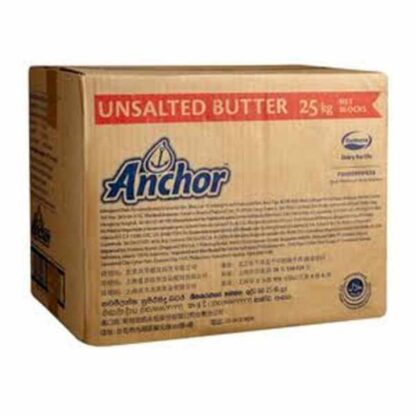 Anchor Unsalted Butter 1kg
