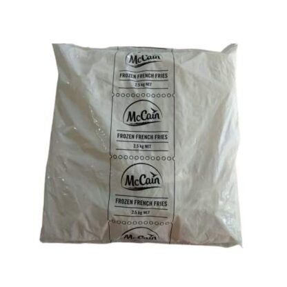 McCain French Fries 2.5kg